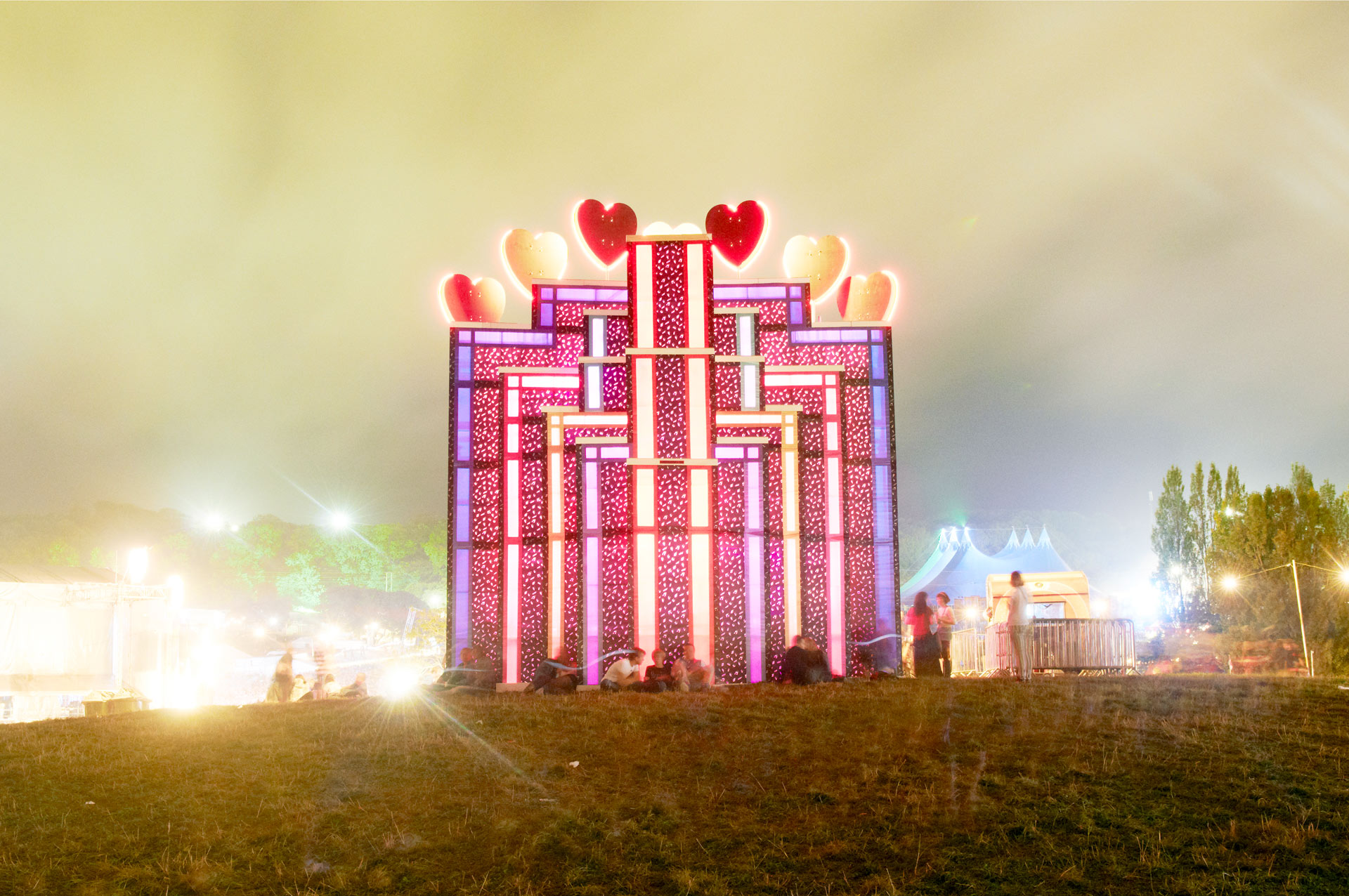 Ben_Festivals_PinkOrgan!